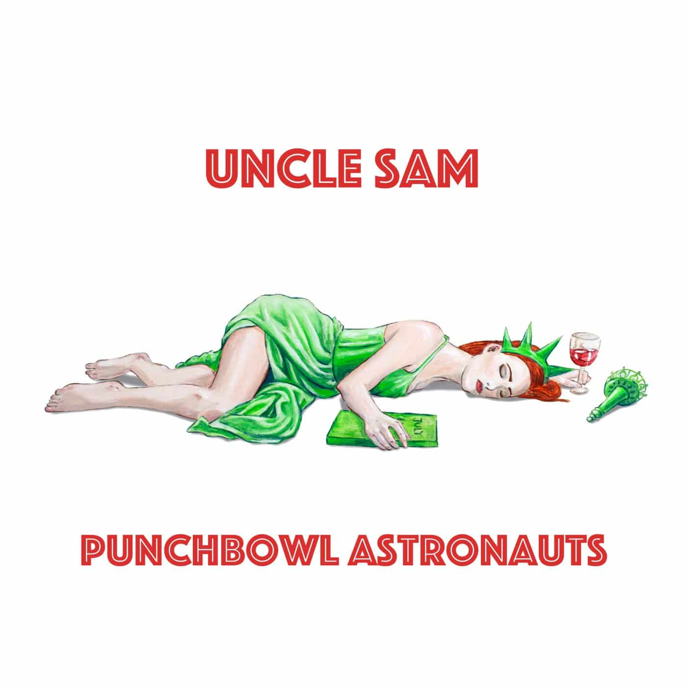 Punchbowl Astronauts - Uncle Sam