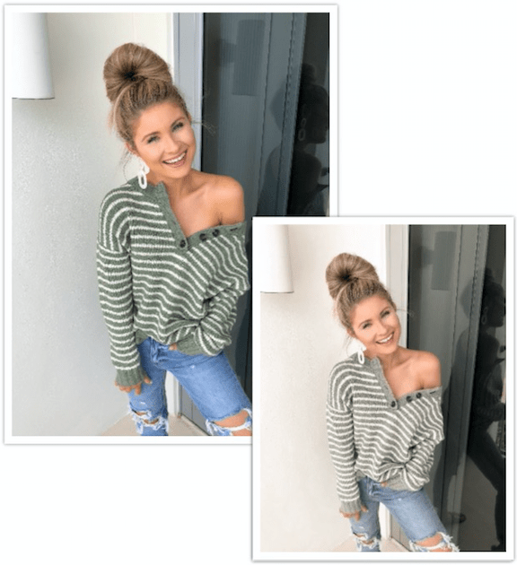 Lightroom Presets: The Kristin Collection x It Girl Edits