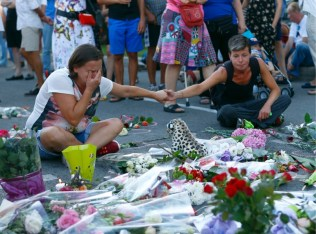 Nice, France Attack Aftermath | Photo Credit | Times Colonist