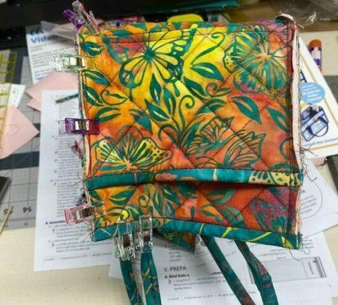 island batik bag