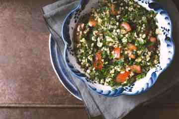 Tabouli Recipe - For the love of hummus