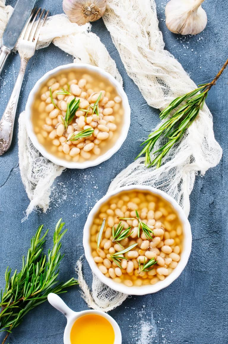 White Beans - For the Love of Hummus