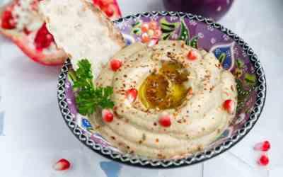 Baba Ghanoush: An Appetizing Appetizer