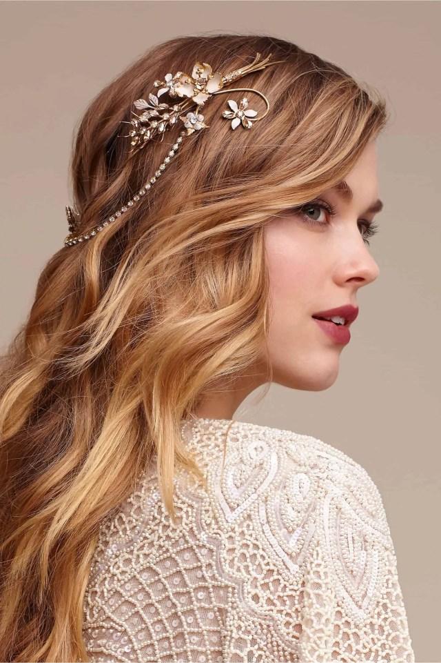 swarovski crystals handmade halo chains drape bridal