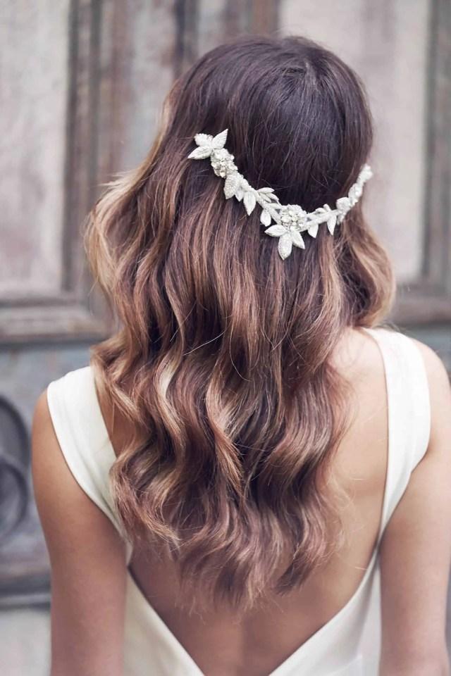 vintage style headpieces sparkle bridal headpiece wedding