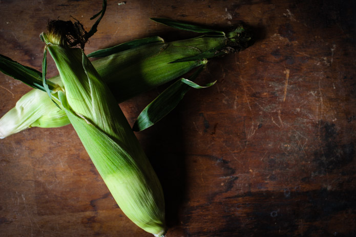 Fresh Corn on the Cob | for the love of the south