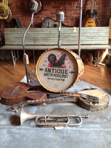 Antique Archaeology in Nashville