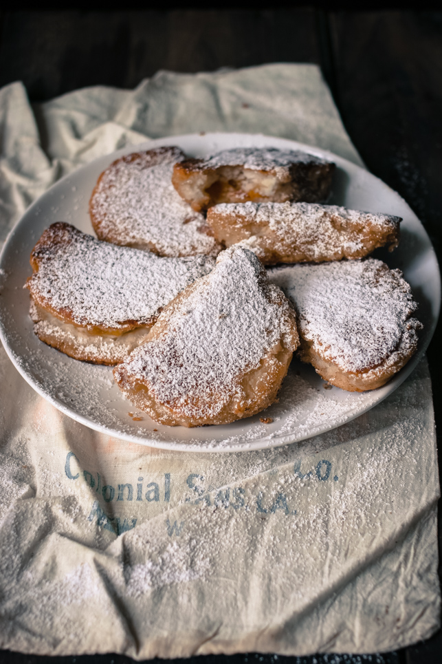 Apricot Hand Pies | for the love of the south