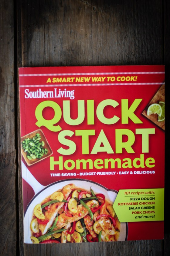 Quick Start Homemade by Southern Living