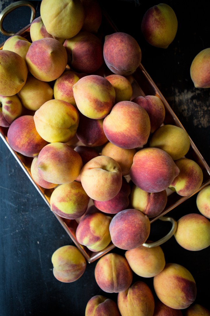 Peaches | for the love of the south