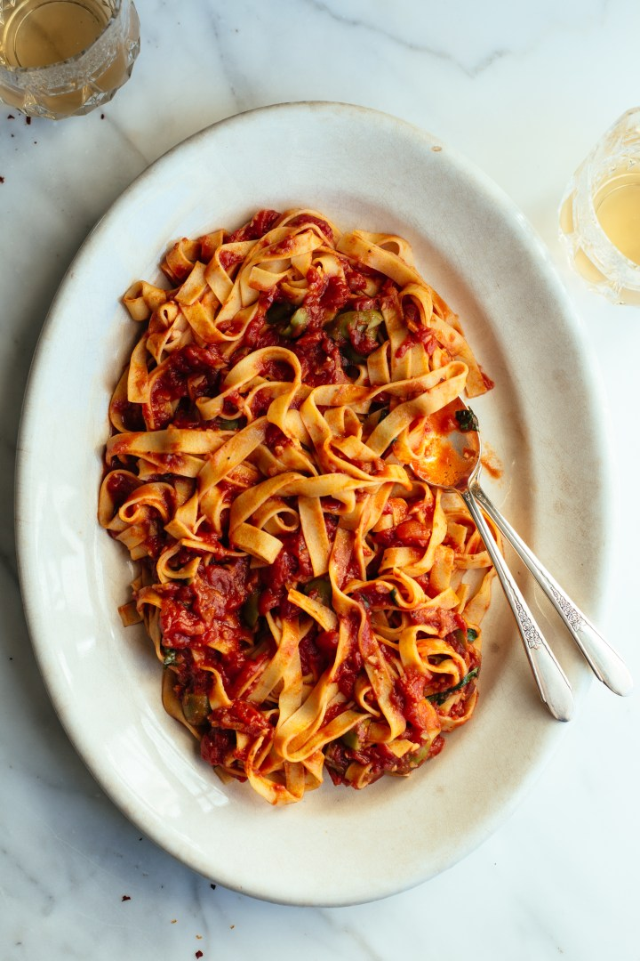 Arrabbiata | for the love of the south
