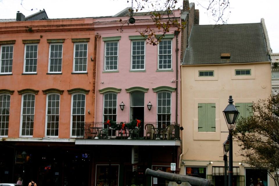 Quaint Quarter Buildings