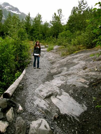 Hike to Exit Glacier- Kenai Fjords