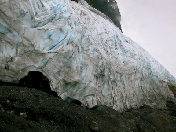 Exit Glacier- Kenai Fjords