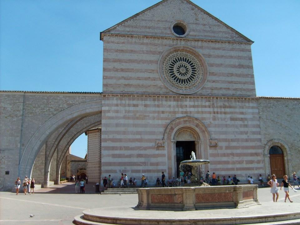 St Clare's Basilica