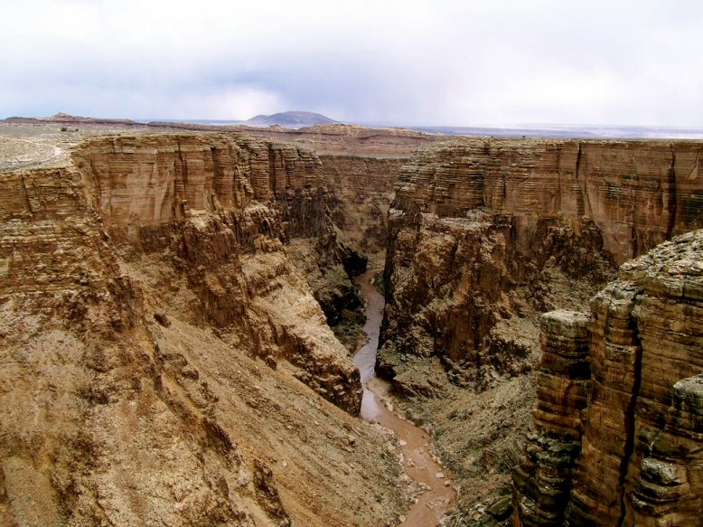 The Little Colorado River Gorge