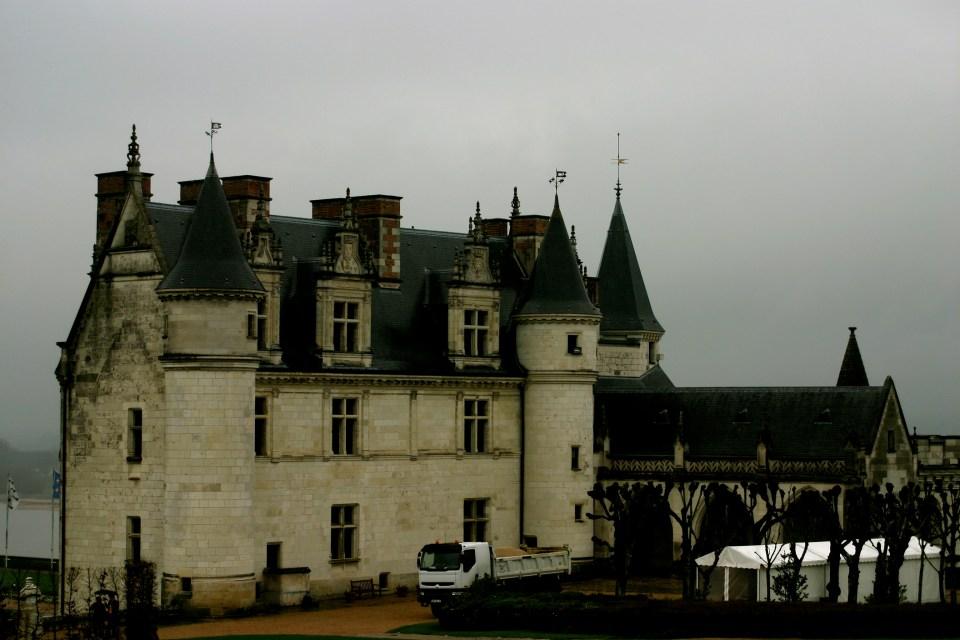Chauteau D'Amboise.