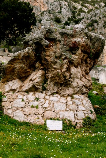 Sybil Rock- Where the First Prophecy was Delivered