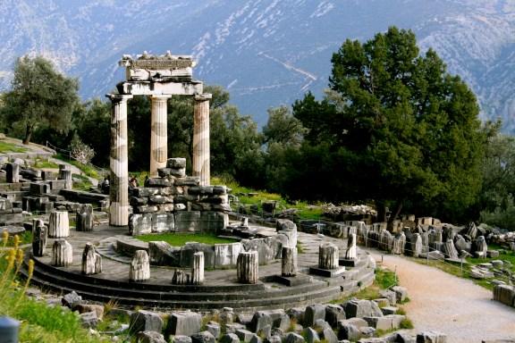 Sanctuary of Athena
