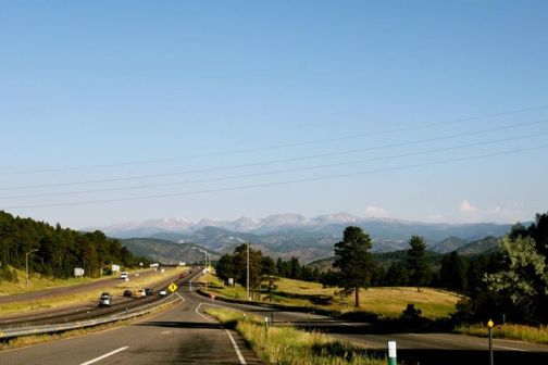 Road to WanderlustColorado