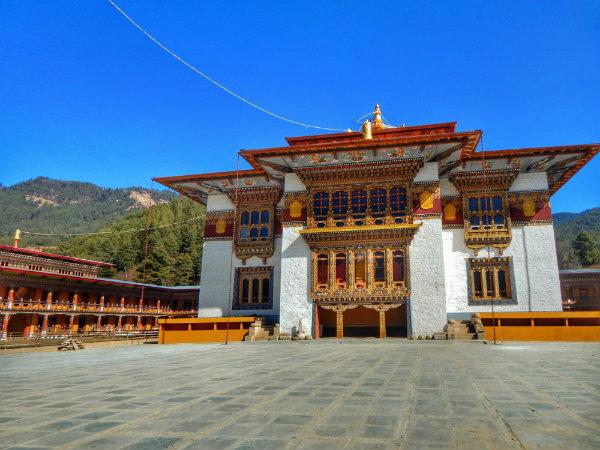 Swati - Kenchogsum Lhakhang