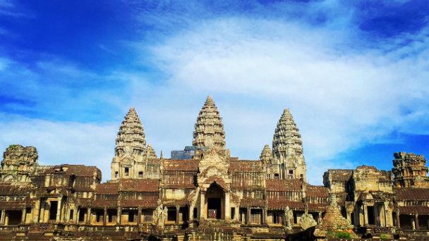 Tamshuk - Angkorwat