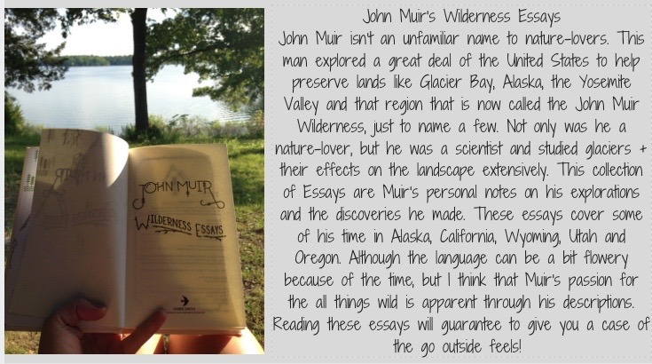 JohnMuirWildernessEssays