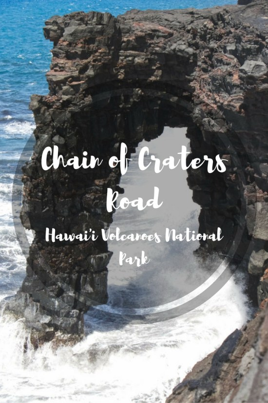 Chain of Craters Road-2