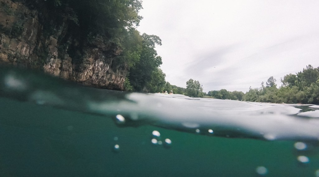 Ozark National Scenic Riverways - Current River