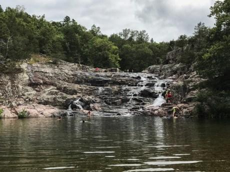Ozark National Scenic Riverways - Rocky Falls Shut-Ins