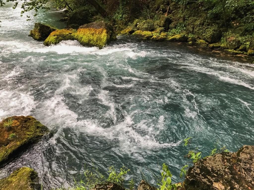 Ozark National Scenic Riverways - Big Spring