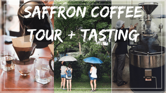 Saffron Coffee Tour - Luang Prabang, Laos