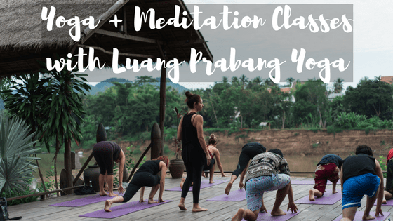 Yoga + Meditation Classes with Luang Prabang Yoga