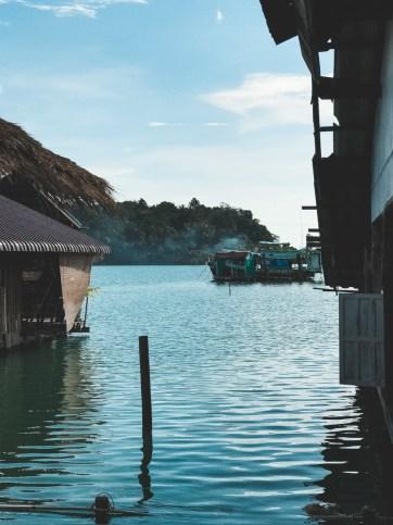 Explore beautiful Bang Bao Pier on Koh Chang