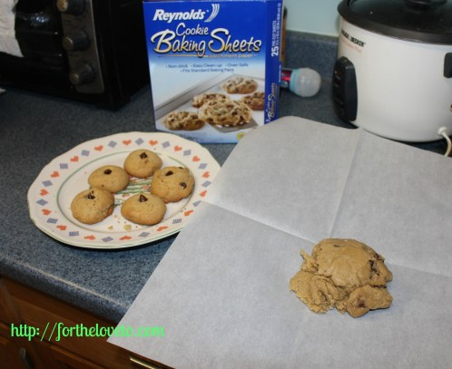 Reynolds cookies sheets 4
