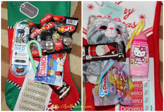 Stocking Stuffers Ideas For The Kiddos / #GiftGuide