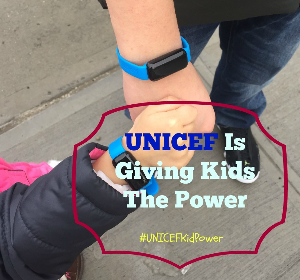 UNICEF Is Giving Kids The Power / #UNICEFKidPower