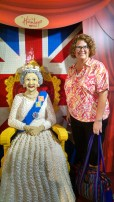 Me & the Queen, Lego Style at Hamleys