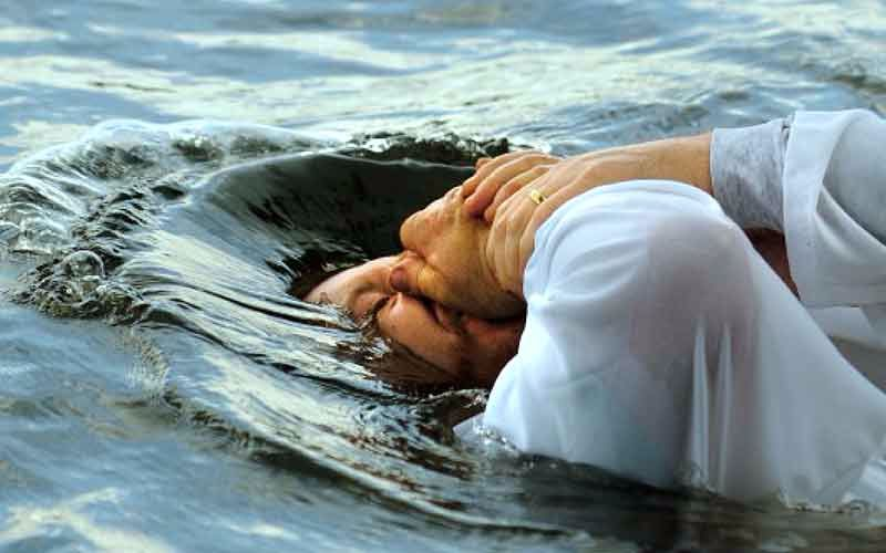 Baptism in the name of Jesus - Forthright Magazine