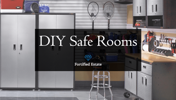 Build DIY safe room in your home