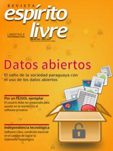 Revista espirito livre Paraguay