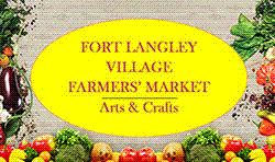 Fort Langley Village Farmers Market