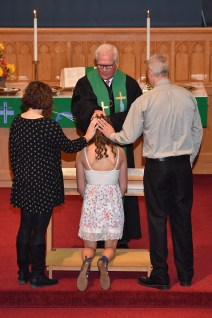 20171029 056 - Confirmation Sunday at First United Methodist Church - Fort Atkinson, WI - 10/29/17