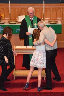 20171029 058 - Confirmation Sunday at First United Methodist Church - Fort Atkinson, WI - 10/29/17