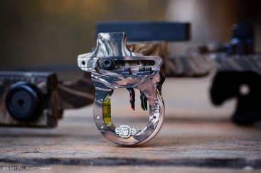 Crossbow and Engagement Ring