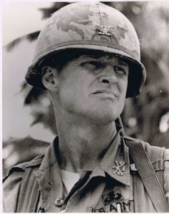 Hal Moore's reputation as a battlefield commander should be considered by the Base Naming Commission