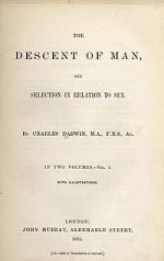 200px-Darwin_-_Descent_of_Man_(1871)
