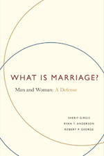 'What Is Marriage?'