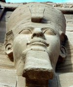 "Statue of Ramesses II ""The Great"""