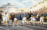 1896 Olympics - 800m.